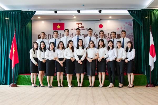Đội ngũ nhân viên Nam Chau IMS