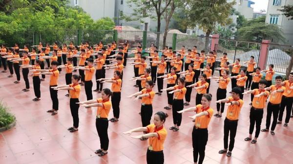 Học viên tại trung tâm Nam Chau IMS