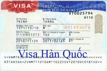 5 nguyên nhân khiến visa du học Hàn Quốc bị từ chối