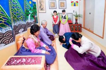 Điều thú vị trong phong tục đón Tết cổ truyền ở Hàn Quốc