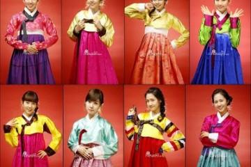 Hanbok – nét biểu trưng đặc sắc của văn hóa Hàn Quốc