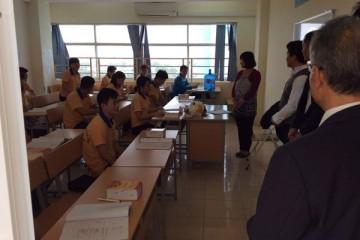 Nghiệp đoàn Fukuoka thăm và làm việc tại ThangLong OSC