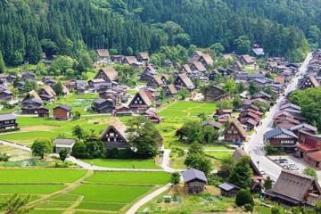 Ghé thăm làng cổ độc đáo Shirakawa-go tại Gifu, Nhật Bản