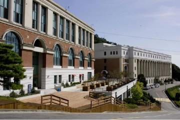 Ghé thăm trường Đại học Tongwon – Hàn Quốc