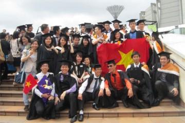 Hơn 18.000 bạn trẻ Việt đang du học Nhật Bản