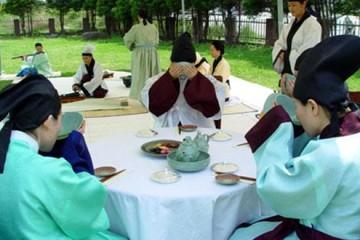 Những giá trị văn hóa trong nghệ thuật trà Hàn Quốc