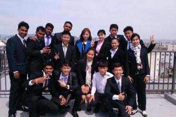 Ghé thăm trường Nhật ngữ quốc tế Makuhari