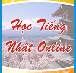 Học tiếng Nhật trực tuyến đạt hiệu quả tốt nhất