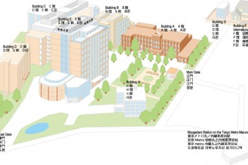 Thông tin về Trường Đại học Takushoku, Nhật Bản