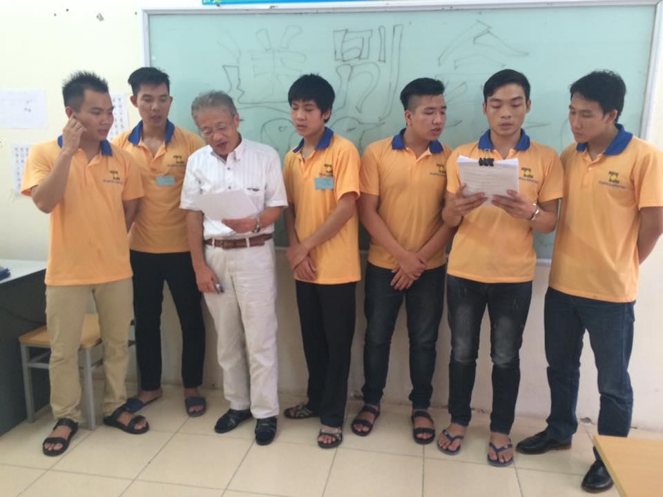 Những trung tâm đào tạo tiếng Hàn uy tín tại Hà Nội