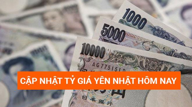1 yên nhật bằng bao nhiêu tiền Việt, 1 man nhật bằng bao nhiêu tiền Việt Nam