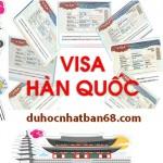 Hướng dẫn hồ sơ xin visa du học Hàn Quốc 2018