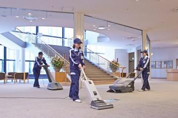 Việc làm Nhật Bản – Lao công dọn dẹp tòa nhà tại Fukuoka