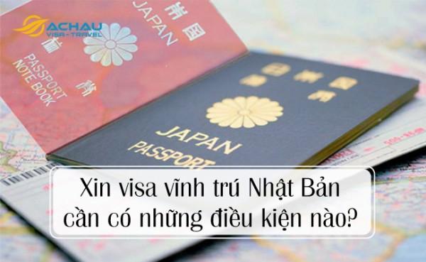 Điều kiện xin visa vĩnh trú