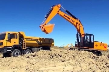 Việc làm Nhật Bản – công nhân lái máy công trình tại Aomori
