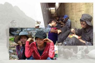 """Lao động """"chui"""" ở nước ngoài: Khốn khổ nơi xứ người"""