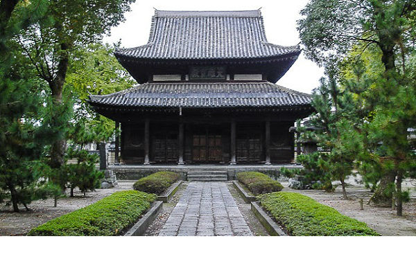 Những ngôi chùa cổ ở Nhật Bản