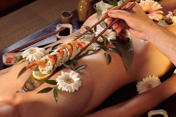Sushi trinh nữ