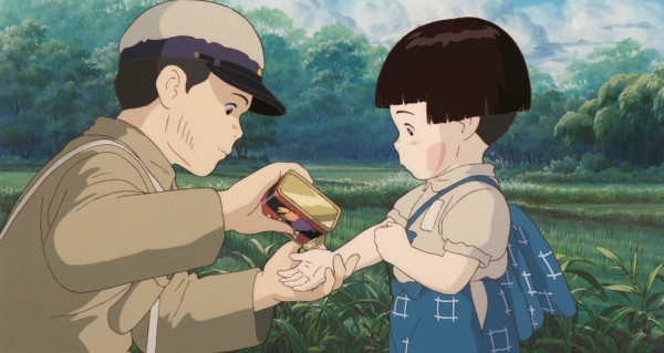 Phim hoạt hình Nhật Bản - Mộ đom đóm