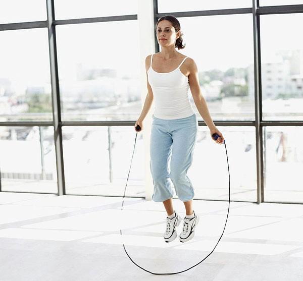 Bài thi thể lực nhảy dây