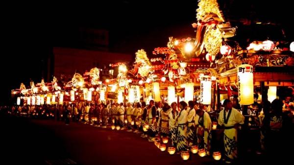 Lễ hội Obon Nhật Bản