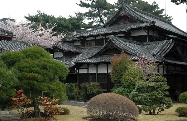 Những nét độc đáo trong kiến trúc Nhật Bản