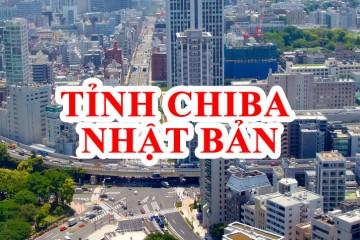 Du học Nhật Bản tại Chiba