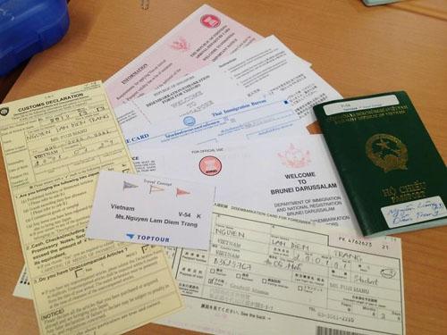 Trượt vòng loại hồ sơ du học Nhật Bản