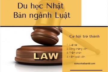Bật mí những thông tin quan trọng khi đi du học Nhật Bản ngành luật