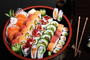 Các món ăn Nhật Bản nổi tiếng và là biểu tượng của nước này