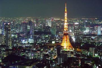 Thủ đô Nhật Bản- 1 trong 3 thành phố có nền kinh tế lơn nhất thế giới